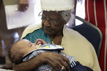 'World's oldest person' dies peacefully at home in Detroit suburb at age 116