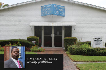 Pastor brings growth to church
