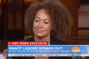 Rachel Dolezal: 'I'm DEFINITELY not white' and not some 'mockery blackface performance'