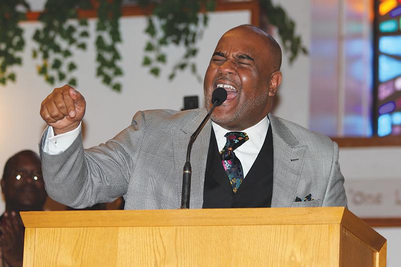 St. Mark's pastor to celebrate 20th anniversary