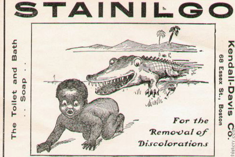 Black babies used as alligator bait in Florida