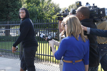 NFL star Ray McDonald's ex claims football player choked and kicked her in the stomach while pregnant