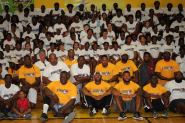 1st Downs 4 Life football camp