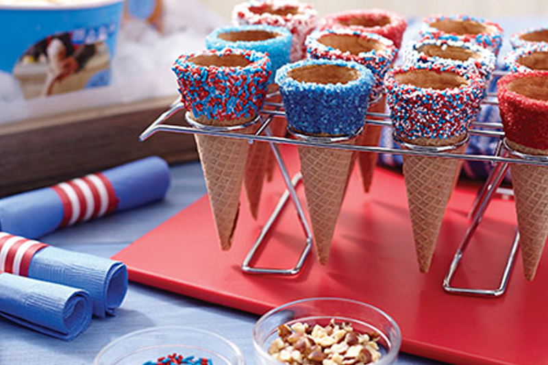 4thof July Treats, lifestyle