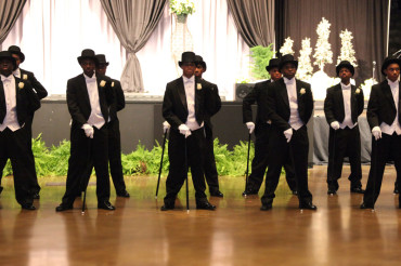The inaugural Beautillion Militaire