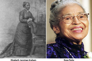 Who was Elizabeth Jennings?
