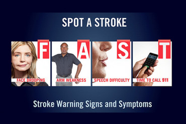 Stroke awareness can save lives