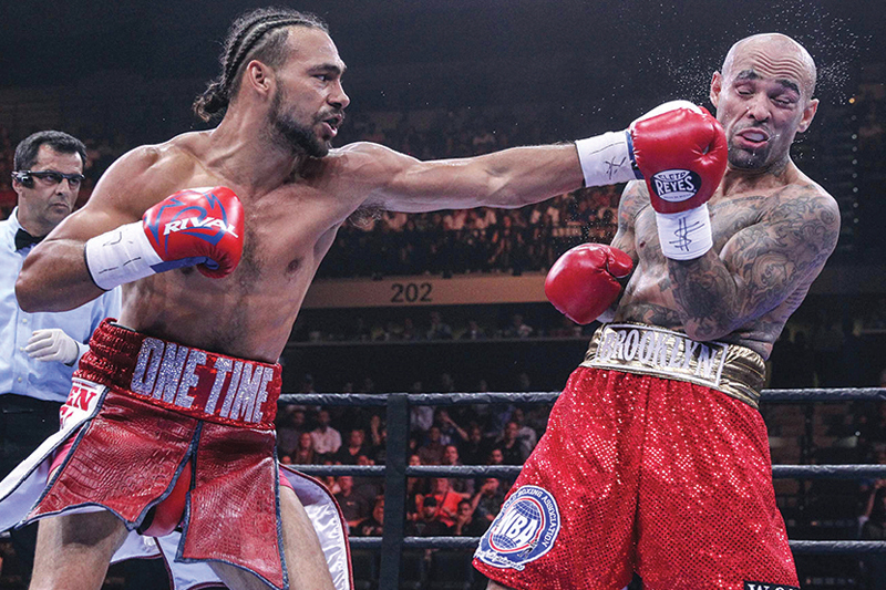 Thurman shows Collazo who's the champ