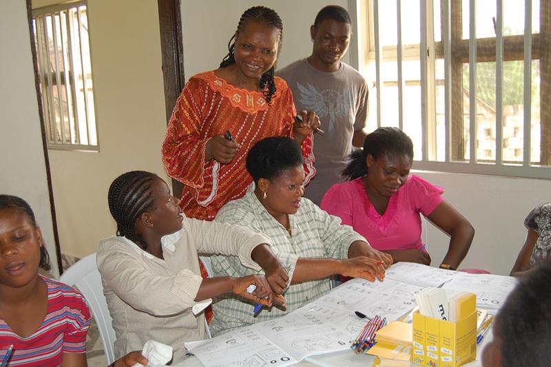 Volunteer learners and tutors needed