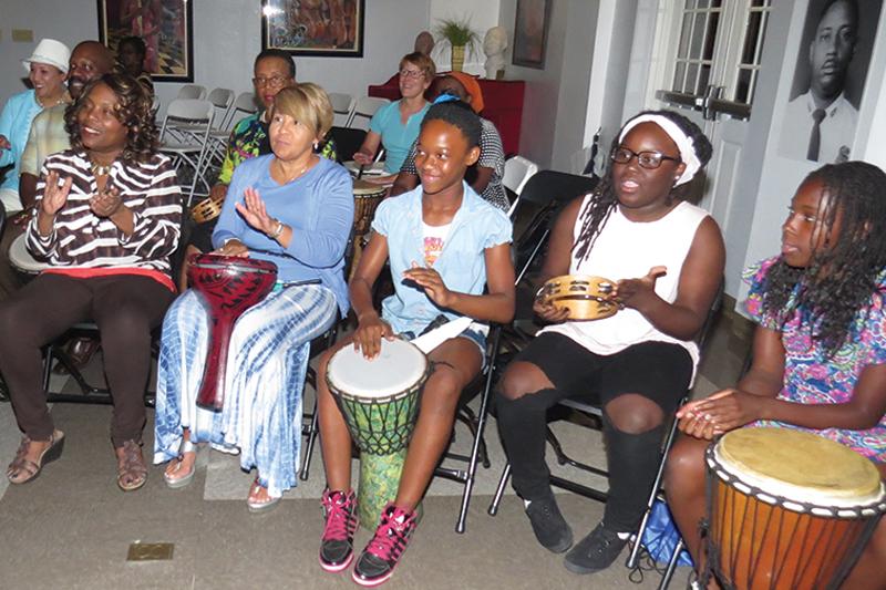 Woodson Honors Juneteenth, Charleston, Birmingham, community