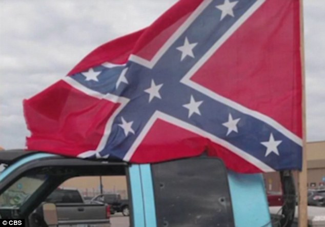 Confederate Flag, btb, history