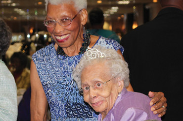 Johnnie B. Mack: Celebrating 90 Years