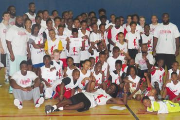 Elevation Basketball Camp a big success