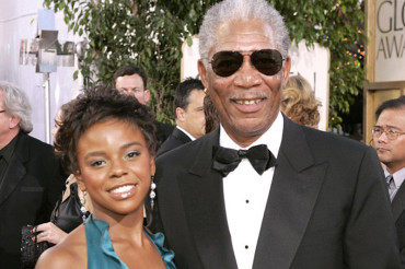 Morgan Freeman's granddaughter stabbed to death in New York, boyfriend charged