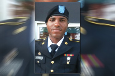 Former Gibbs student serving his country