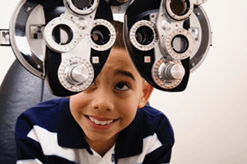 Good Vision Helps Children Excel in School