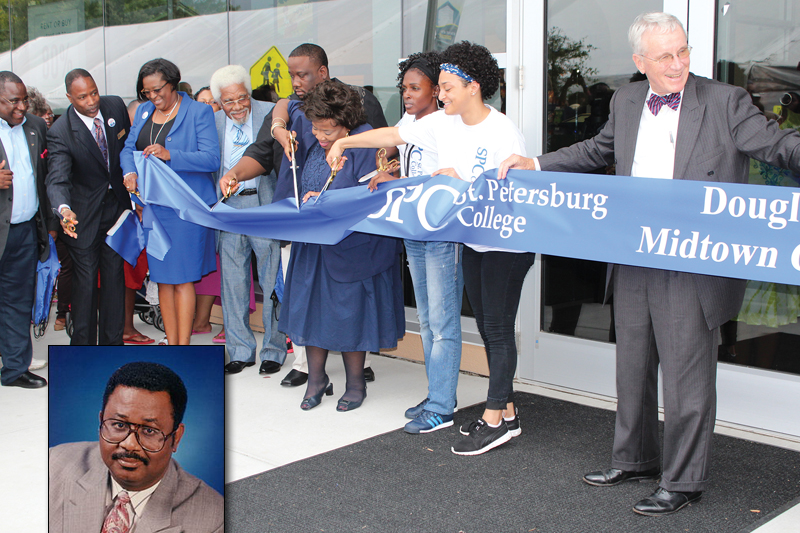 Douglas L. Jamerson, Jr. Midtown Center is open
