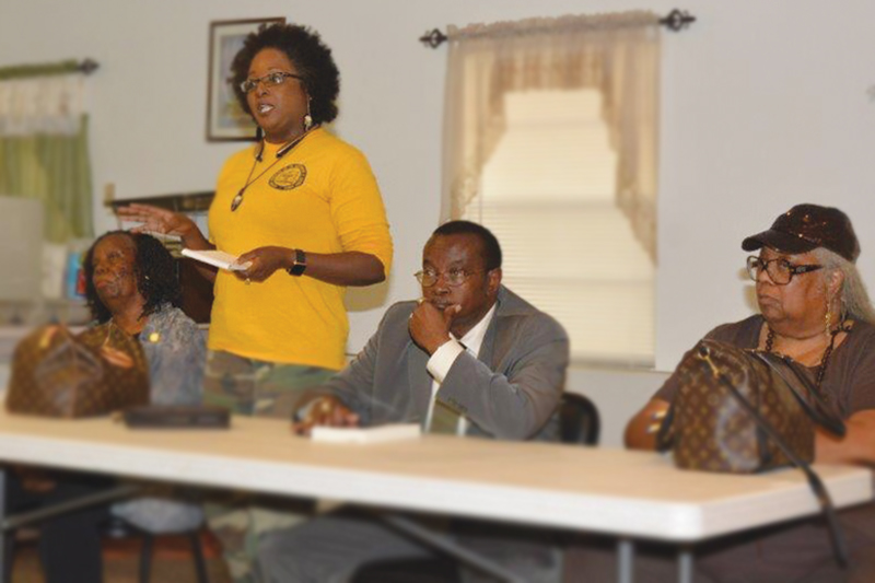 Notice of St. Petersburg Branch NAACP election