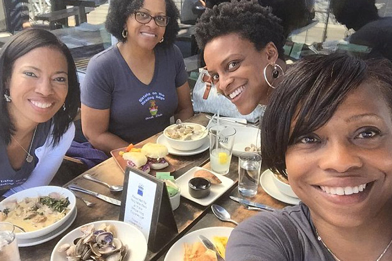 Napa wine tour accused of racism after kicking out group of black women 'laughing too loudly'