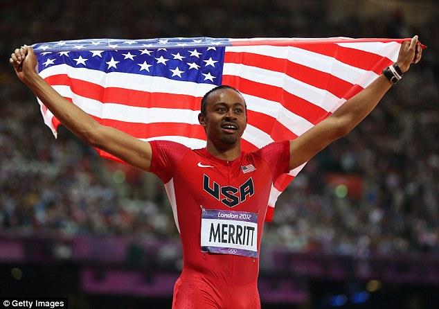 Olympic Aries Merritt, sports