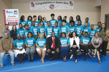 POC successfully operates 3 youth employment programs