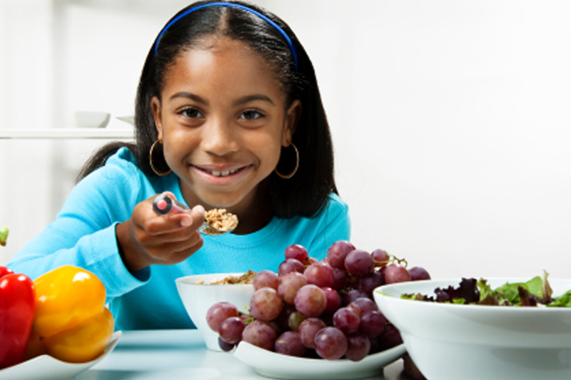 Sharpen Students' Minds with Proper Nutrition