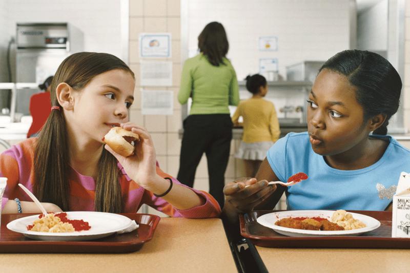 After school snack program for children