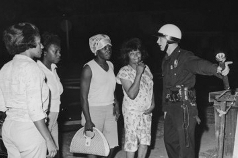 50 Years After the Watts Riots, the Original Black Lives Matter Protest