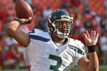 Russell Wilson: 'Recovery Water' healed NFC title game head injury