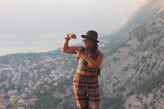Black Woman Travel to Europe, opinion