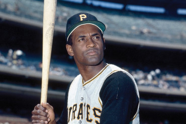 Roberto Clemente Day at the Trop