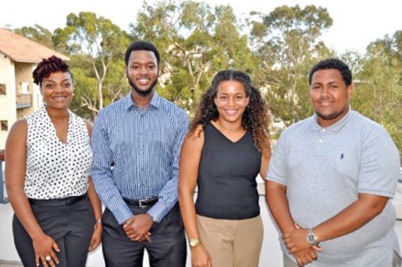 FAMU scholars earn spots at UC Santa Barbara Research-Policy Institute