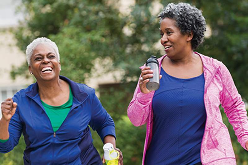 9 Tips for Aging Well