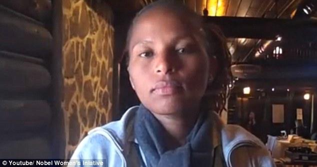 Kenyan Woman Kanju, btb