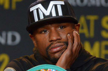 Report: Mayweather received illegal IV before Pacquiao fight