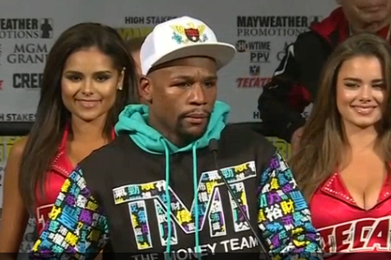 Mayweather beats Berto by decision, improves to 49-0