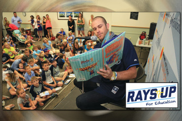 Rays Up For Education