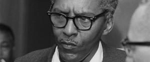 Bayard Rustin New York 1963, opinion