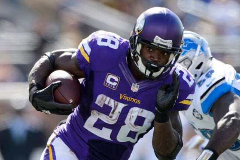 Adrian Peterson, sports