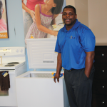 Store Manager Ron Dixon
