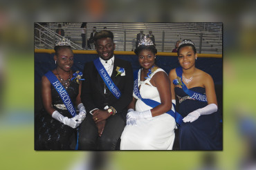 Gladiators dominate: Homecoming pageantry then & now