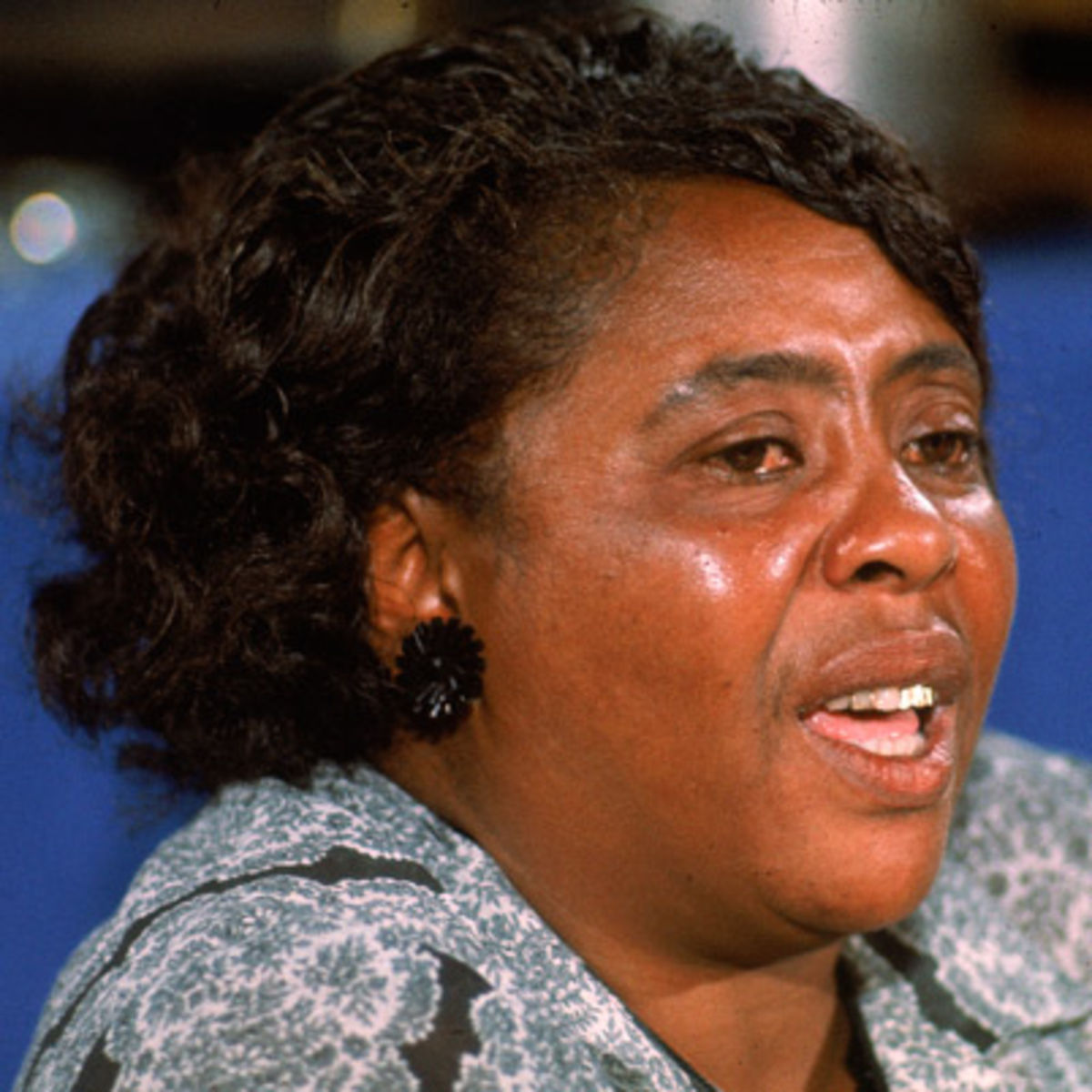 Fannie Lou Hamer's Spiritual Warfare – Friends of Justice |Fannie Lou Hamer