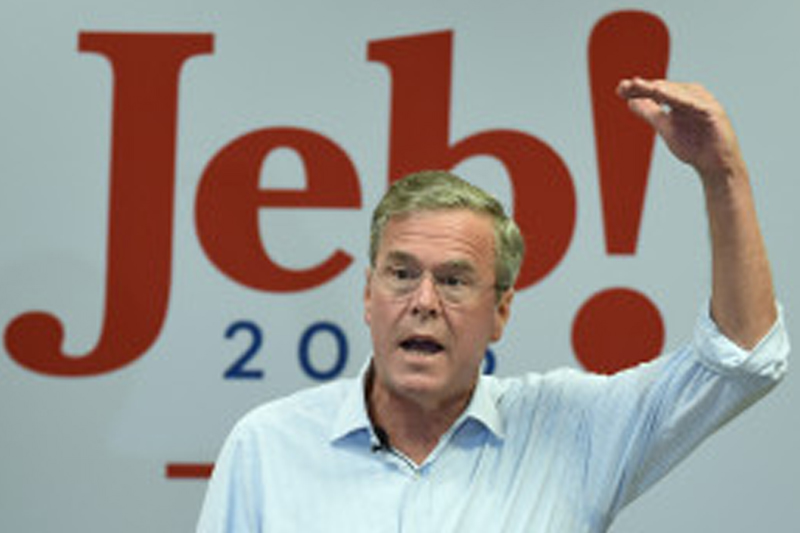 "Jeb Bush's ""Free Stuff"" Racial Insult Was a Shrewd Calculation"