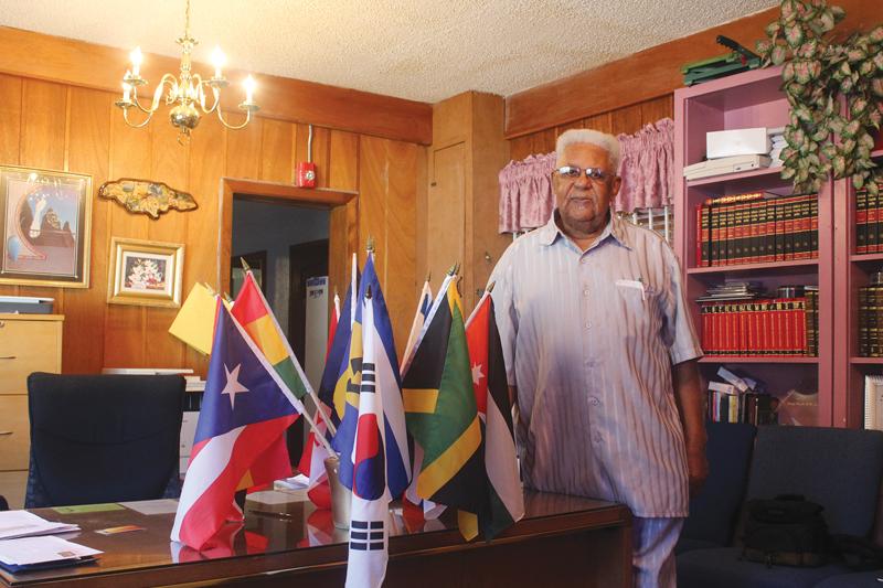 Bishop Leonard: 58 years serving the community