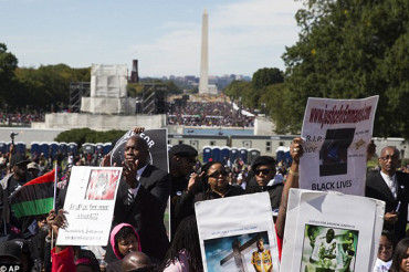 20th Anniversary of Million Man March calls for changes in policing and in black communities