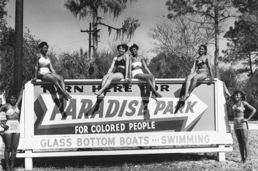 'Oasis for black Americans': Rare photos of 'colored only' Paradise Park during Jim Crow era