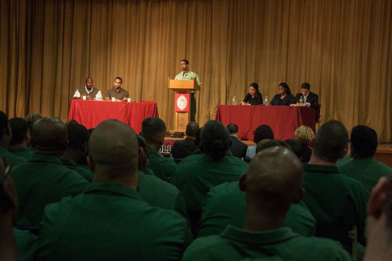 Group of NY prisoners takes win over Harvard's prestigious debate team