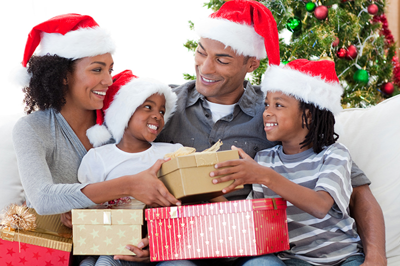 Making holidays bright – and affordable