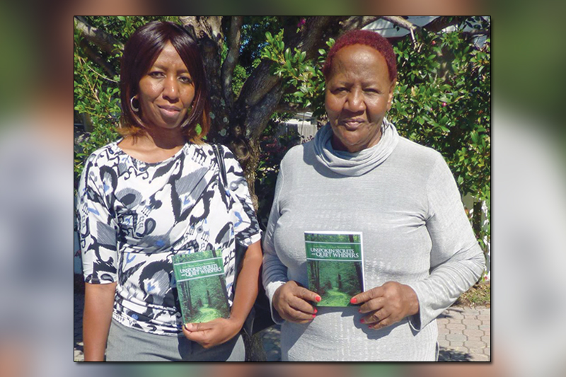 Mother and daughter authors