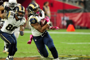Is Gurley Already NFL's Best Back?